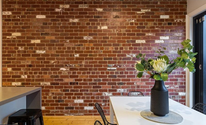 Tennyson Street Feature Wall