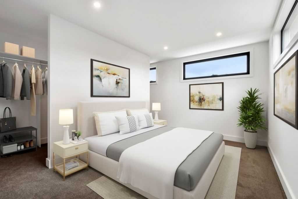 Chelsea Townhouses - luxury home design for families